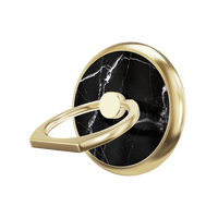 iDEAL Magnetic Ring Mount Black Marble IDMRM-21