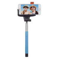KITVISION Bluetooth Selfie Stick Μπλε BTSSPHBL