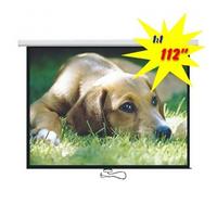 BRATECK Οθόνη Προβολής με Τρίποδα 2x2 1:1 PSDB112