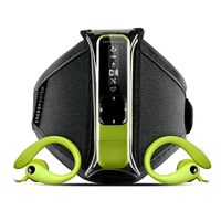 ENERGY SISTEM MP3 Player Active 2 4GB Neon Green 395583