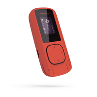 ENERGY SISTEM MP3 Clip 8GB Κοραλί 426485