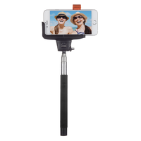 KITVISION Bluetooth Selfie Stick Μαύρο BTSSPHBK