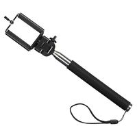 KITVISION Selfie Stick Μαύρο KVSPSSBK