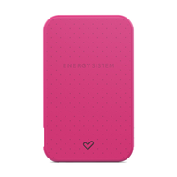 ENERGY SISTEM Extra Battery 2500mAh Φούξια 424436