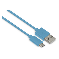 EOL | KIT: Micro USB Data and Charge Cable 8600USBDATBLKT Μπλε