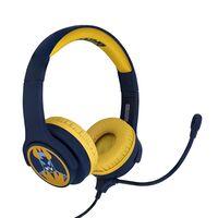 OTL Παιδικά Ακουστικά Κεφαλής Batman με μικρόφωνο DC0818