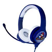 OTL Παιδικά Ακουστικά Κεφαλής Mario Kart με μικρόφωνο MK0819