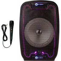 N-Gear 150 Watt αυτοενισχυόμενο ηχείο Bluetooth με MicroSD,USB The Flash 810